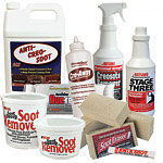 View: Chimney Cleaning Supplies