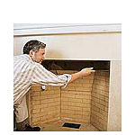 View: Fireplace Smoke Guards