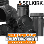 View: 8 Inch Diameter Selkirk Double Wall Pipe