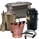 View: Fireplace Ash Containers and Vacuums