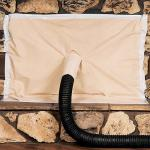 View: Fireplace Cover - 91500