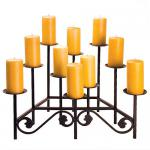 View: Scroll Fireplace Candelabra 304100