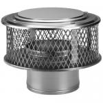 "View: 6"" Homesaver 5/8"" Mesh Guardian Chimney Cap - 13880"
