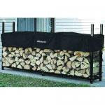 View: Woodhaven Firewood Rack , 8 Feet Wide WR8 Holds 1/2 Cord